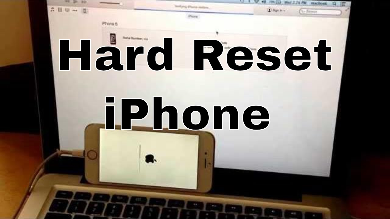 how to hard reset iphone 5c reset iphone 6 5s 5c 5 4s 4 reset to factory 18871