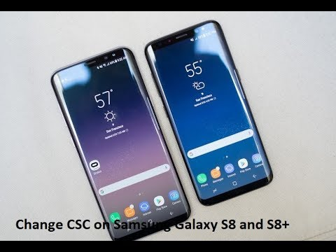 Switch to any carrier firmware 100% for s8 and s8 plus USA