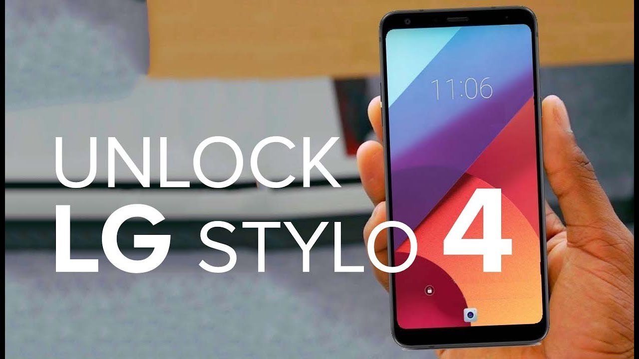 How To Unlock LG Stylo 4 To Any GSM Carrier Fast and Easy step by