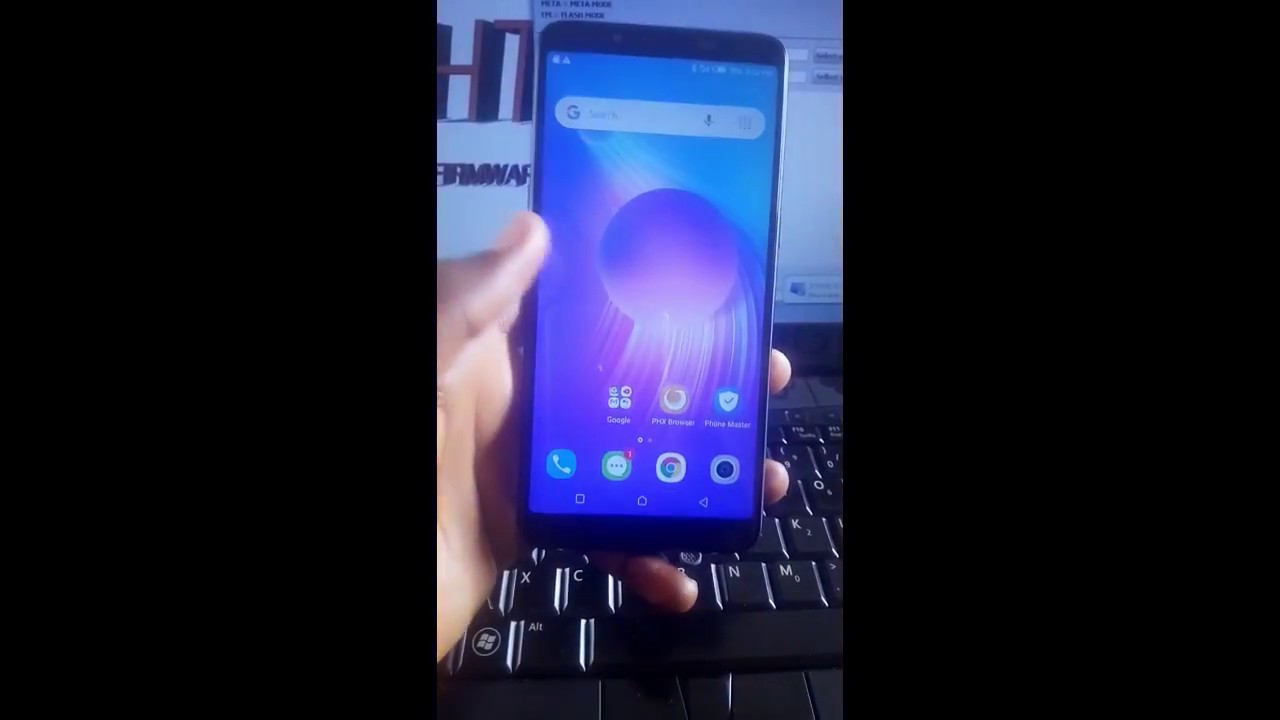 HOW TO BYPASS/REMOVE FRP ON INFINIX X606B,X606 | UnlockHelphone
